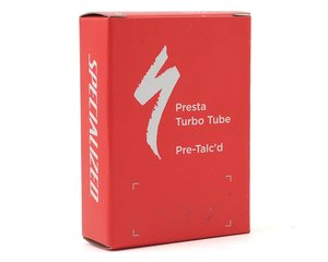 Turbo Presta Valve Tube with Talc