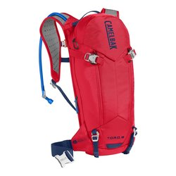 batoh CAMELBAK Toro protector 8 Racing Red/Pitch Blue