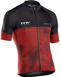 dres NORTHWAVE Blade3 Red/Blk