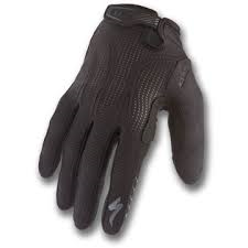 BG GEL LONG FINGER GLOVE BLK