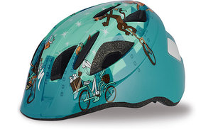 helma Mio Teal Cats Toddler