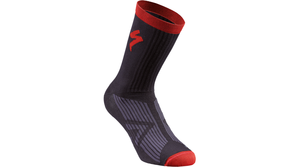 Sl Elite Sock Blk/Red