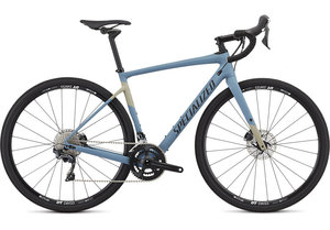 Diverge Comp Satin Storm Grey/East Sierras/Black