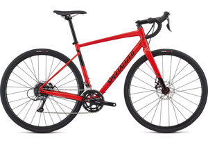 Diverge E5 Gloss Rocket Red/Black