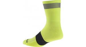 Reflect Tall Sock Neon Yel L
