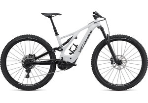 Turbo Levo Comp White/Tarmac Black