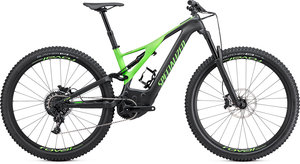 Turbo Levo Expert Carbon Carb/Monster Green