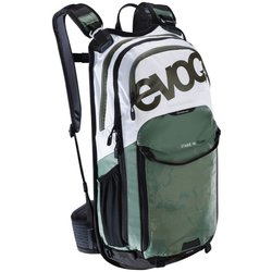 batoh EVOC STAGE 18l Team White/Olive