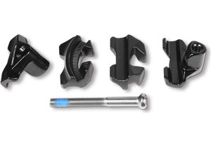 Alien Head Compatible Carbon Rail Saddle Adapter
