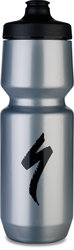 Purist WaterGate Water Bottle 26 OZ Silver/Black