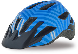 helma Specialized Shuffle Neon Blue Razzle Child