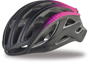 helma S-Works Prevail II dámská Matte Black/Pink