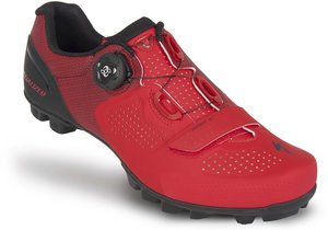 Tretry Expert XC MTB Red/Black