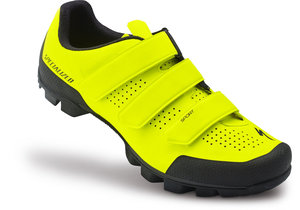 Tretry Sport MTB Neon Yellow