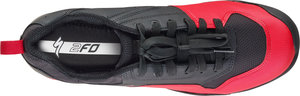 tretry 2FO ClipLite Lace MTB Red/Black  RED/BLK
