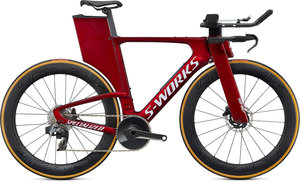 SW Shiv Disc - SRAM RED eTap AXS