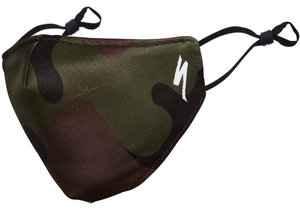 Specialized FACE MASK Camo/Blk