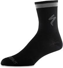 Soft Air Reflective Tall Sock
