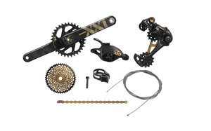 sada SRAM EAGLE XX1 EAGLE DUB BOOST 148 1x12 175mm GOLD