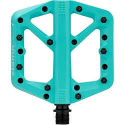 pedály CRANKBROTHERS Stamp 1 Turquoise