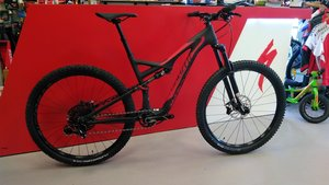 Specialized Stumpjumper FSR COMP CARBON 29 CARB/RED L Eagle GX 1x12 2015  L