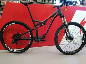 Specialized Stumpjumper FSR COMP CARBON 29 CARB/RED Mavic