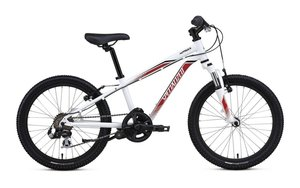 HOTROCK 20 6SPD WHT/RED/BLK