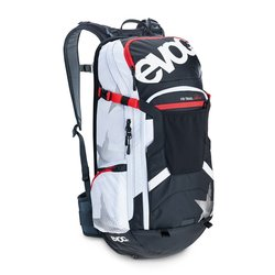 batoh EVOC TRAIL UNLIMITED blk/white M/L