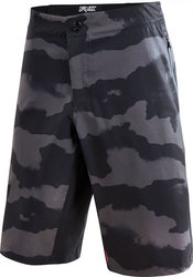 Attack Q4 Cw Short -32 Black Camo  32