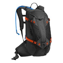 batoh CAMELBAK Kudu 12 Black/Laser Orange