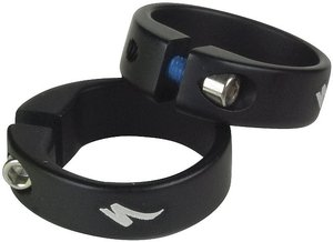 GRIP LOCKING RING 1 pair Black Solid