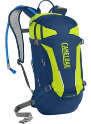 batoh CAMELBAK Mule Pitch Blue/Lime Punch