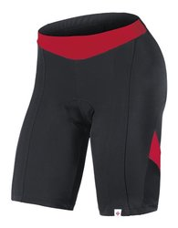 Rbx Sport Short Wmn Blk/Red