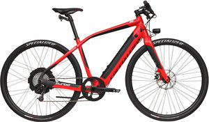 Testbike TURBO S vel. L RED/BLK ANO L