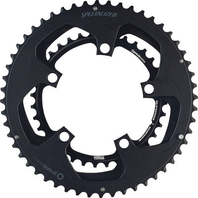 Praxis Chainrings Black