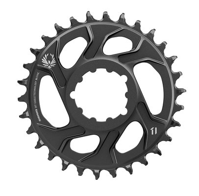 převodník SRAM EAGLE XX1 12spd. direct mount 6mm offset Blk