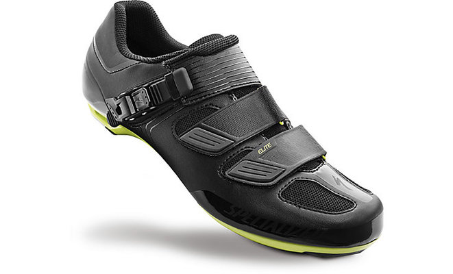 tretry Elite RD Black/Hyper Green BLK/HYP