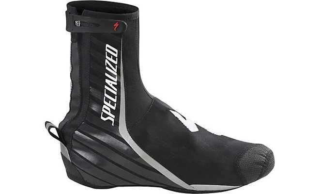 Deflect Pro Shoe Cover Blk/Sil
