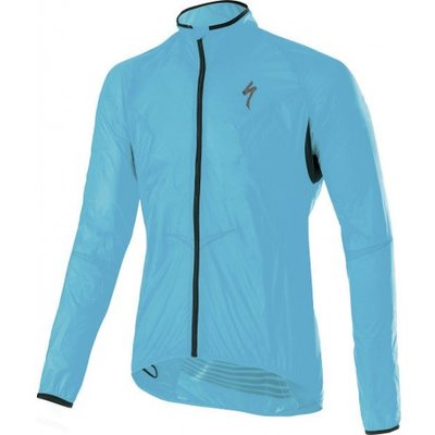 Deflect Comp Wind jacket Neon Blue