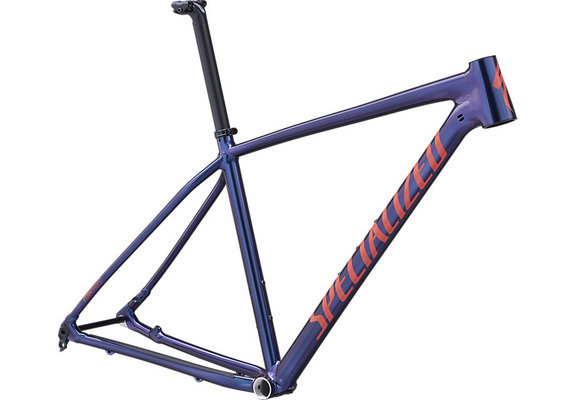 Specialized Chisel Frame Gloss Chameleon/Rocket Red