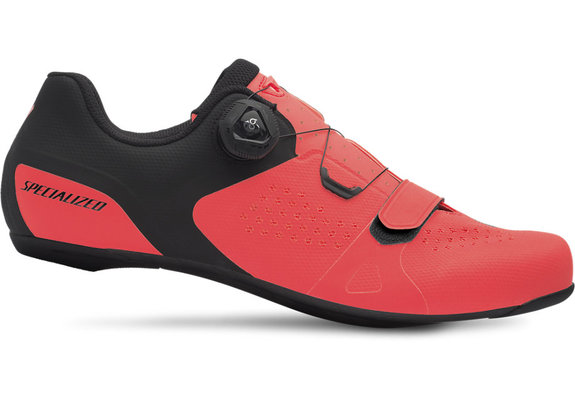 Specialized Torch 2.0 Road Shoes Acid Lava/Black