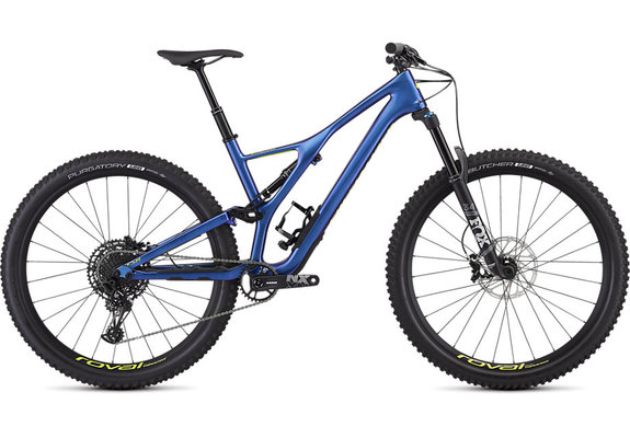 Specialized Men's Stumpjumper Comp Carbon 29 – 12-speed Gloss Chameleon / Hyper
