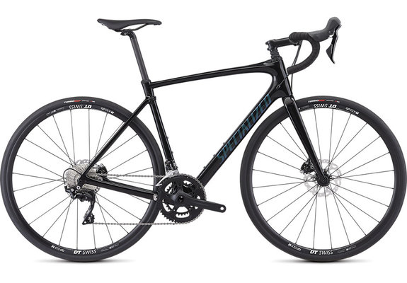 Specialized Roubaix Sport Gloss Tarmac Black/Oil