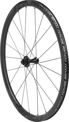 Roval CLX 32 Disc – Front Carbon/Gloss Black