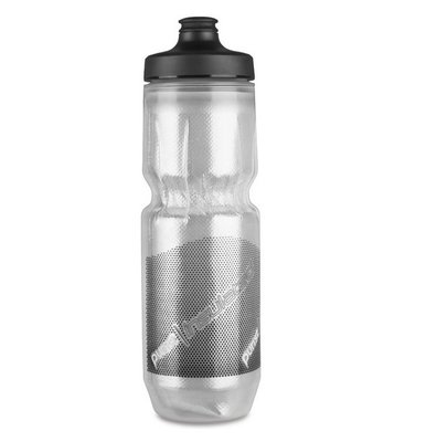 23 OZ PURIST INSULATED MFLO BTL TRANS/BLK  23 OZ
