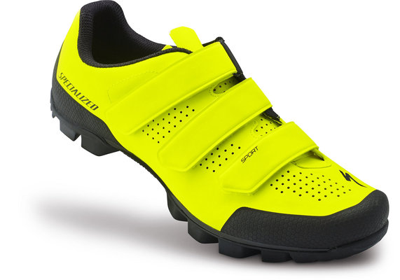 Tretry Sport MTB Neon Yellow NEON YEL
