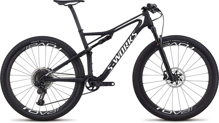 Specialized Epic S-Works XX1 Eagle  BLK/METWHTSIL