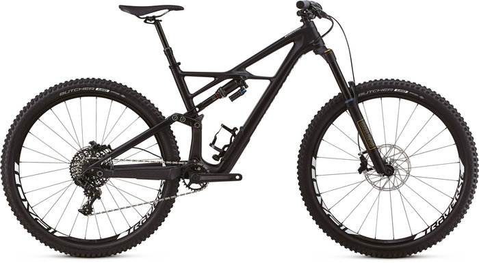 Enduro Elite 29/6Fattie SATIN BLK/WHT