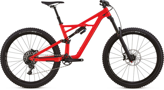Enduro Comp 27.5 RKTRED/BLK CLEAN