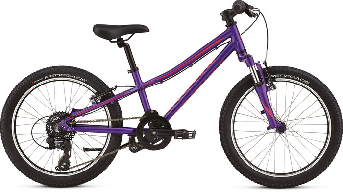 Specialized Hotrock  Purple Haze/Black/Acid Red